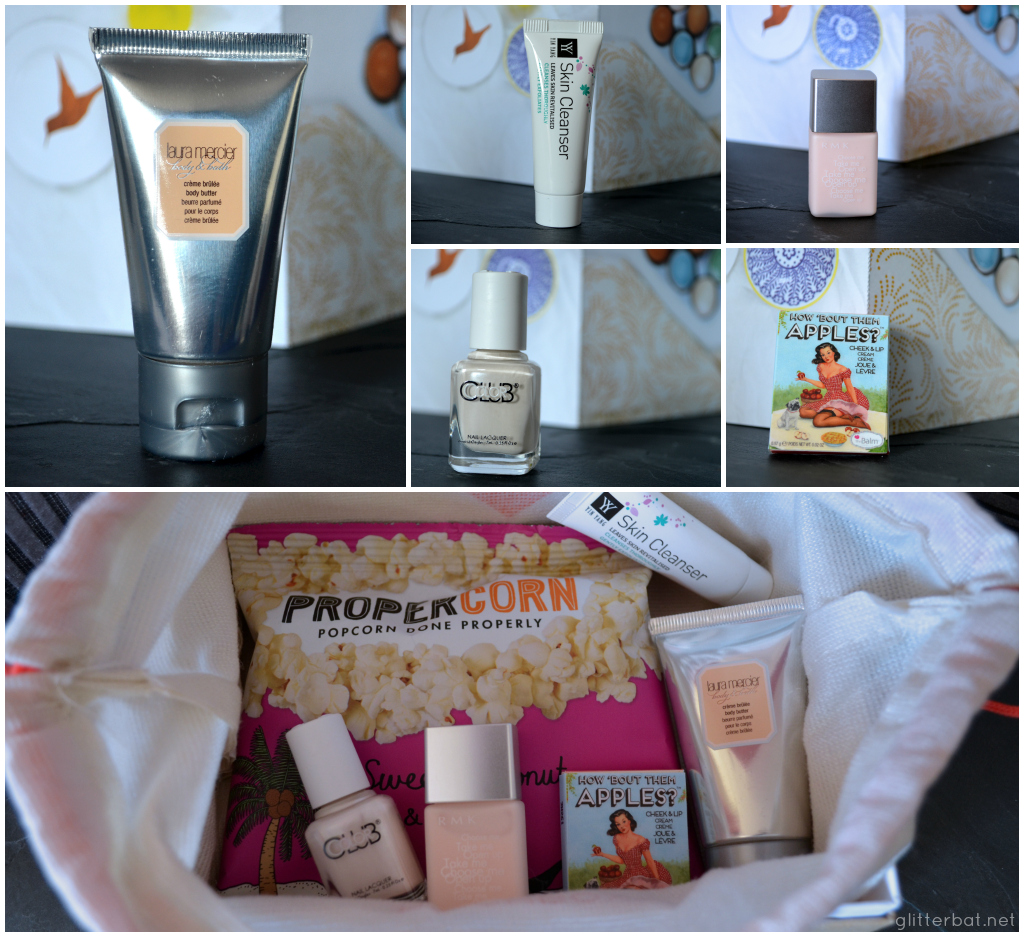 Birchbox UK April 2014 Review